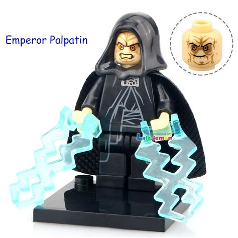 Lego Bootleg Palpatine bootleg heroes minifigs worth it or not page