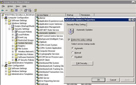 install windows 10 via wsus leonid s notes installing windows server update services