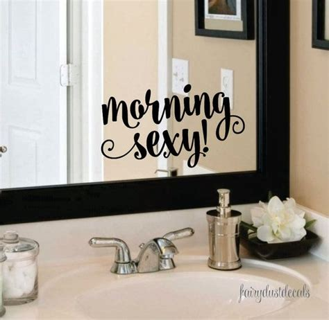 bathroom mirror quotes 25 best ideas about bathroom sayings on pinterest