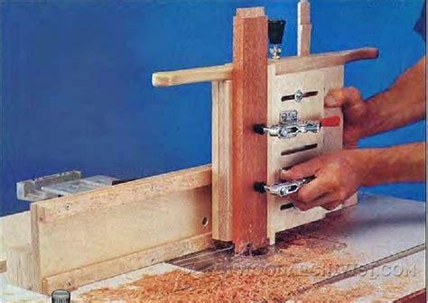 multi joint desk router table multi joint jig woodarchivist
