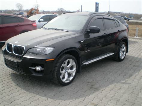 bmw x6 2009 2009 bmw x6 photos 3 0 gasoline automatic for sale