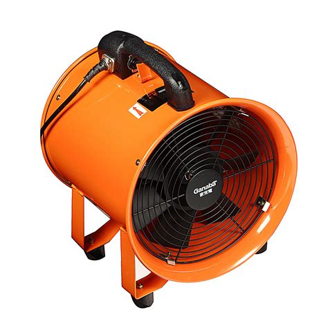 10 Inch Portable Blower Ventilator Extractor Industrial