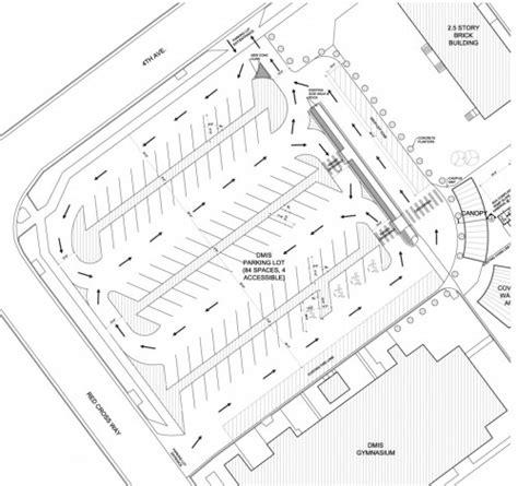 parking floor plan design pinterest architecture parking lot plan for denver montclair international school