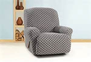 Sure Fit Recliner Slipcover Sure Fit Stretch Chevron Recliner Covers