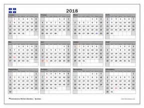 Calendrier 365 Fr 2018 Calendrier 2018 Qu 233 Bec