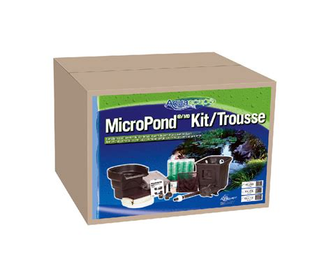 aquascape pond supplies micropond 174 kits from aquascape 174