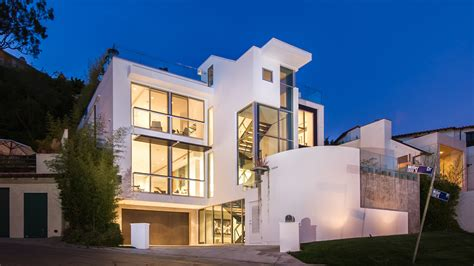 home of the day polished modern showplace above sunset