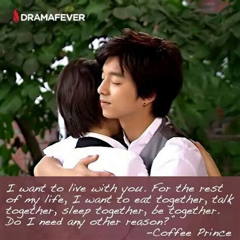 best drama film quotes 66 best coffee prince images on pinterest drama korea