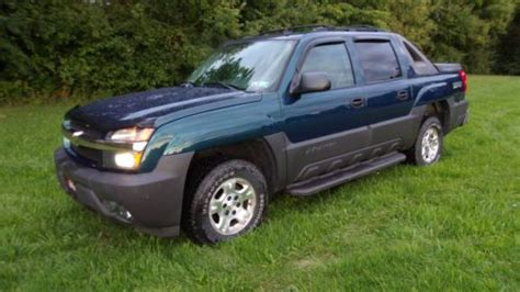 purchase used 2006 chevy avalanche 1500 z71 63k miles in erie pennsylvania united states