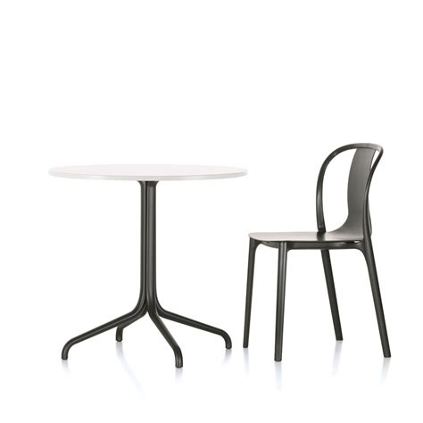 stuhl rund outdoor table belleville by vitra in the shop