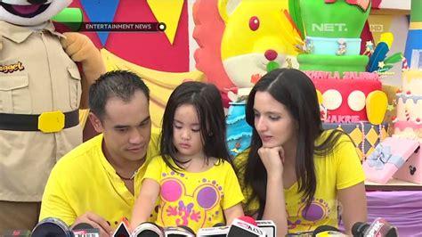 Set Ultah Tema Jungle nia ramadhani rayakan ulang tahun sang anak dengan mengundang anak yatim