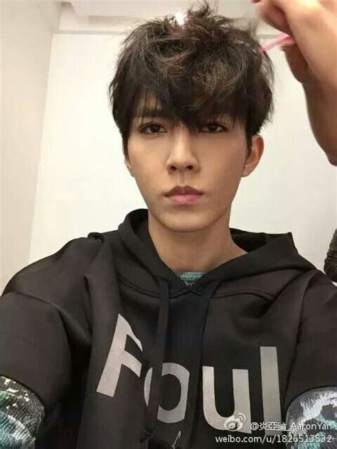 pictures of aaron yan with blonde hair in 2014 310 best aaron yan images on pinterest