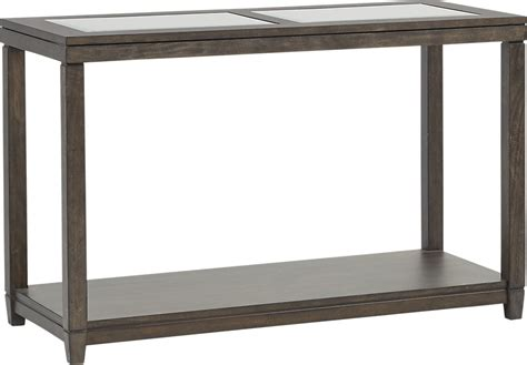 Grey Sofa Table by Gray Sofa Table Console Tables Thesofa
