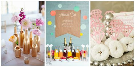 Wedding Shower Theme Ideas by 40 Best Bridal Shower Ideas Themes Food And