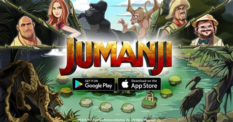 jumanji movie game rules jumanji the mobile game on your windows mac pc