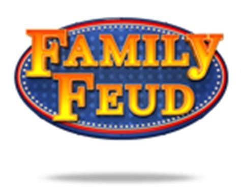 Family Feud Logopedia The Logo And Branding Site Family Feud Editable