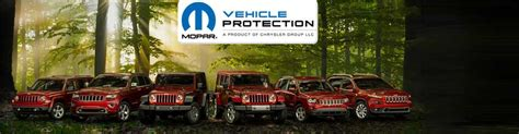 Chrysler Extended Warranty Cost by Jeep Extended Warranty Mopar Vehicle Protection For Jeep