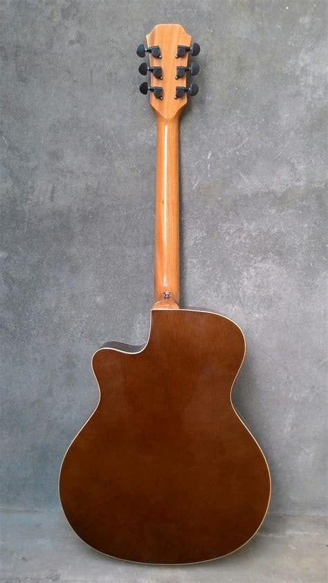 Gitar Apx Custom Hitam Doft Aw5 jual gitar apx spruce neck mahogani utuh lcd aw5 istimewa gitar rakyat