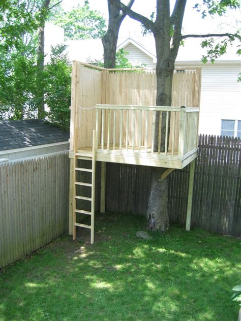 backyard tree house kits woodworking plans backyard tree house designs pdf plans