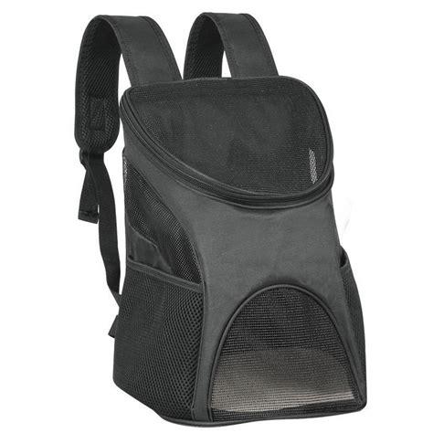 Tas Ransel Mini Carrier tas ransel pet carrier black jakartanotebook