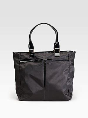 Trovata Canvas And Patent Tote The Bag Snob 4 by Anya Hindmarch Large Nevis Tote Snob Essentials