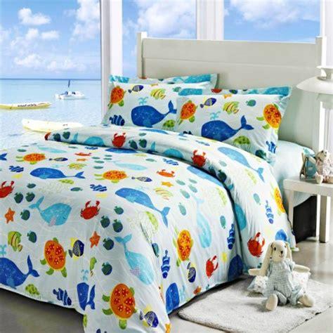 boys bedding full size awardpedia ocean park duvet cover set light blue boys