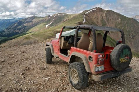 Best Jeep Trails In Colorado Welcome To The Top Of The Cone Jeep Trail Colorado