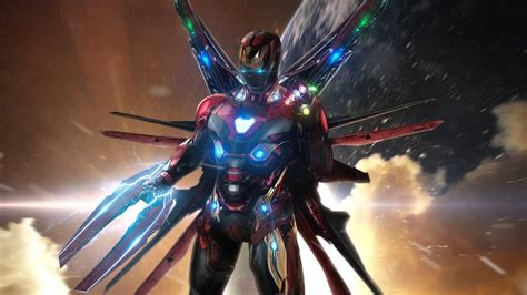 avengers game latest wallpapers hd iron man
