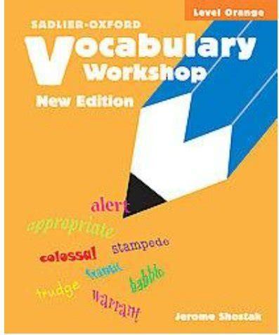 vocabulary workshop jerome shostak unit 8 quizlet vocabulary workshop level orange toolfanatic com