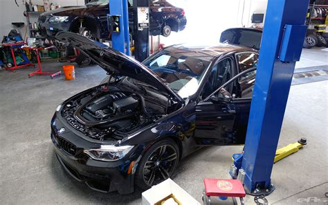 Schnellstes Auto Shift 2 by Carbon Spacers For A Black Sapphire F80 M3 Bmw