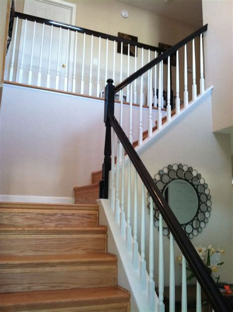 diy banister 1000 images about diy staircase remodel on pinterest