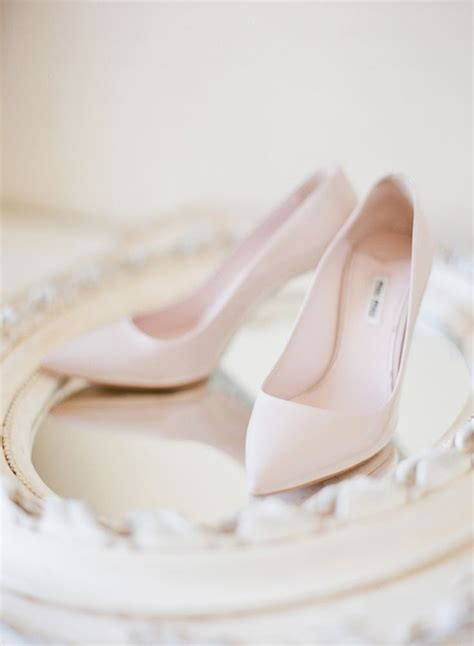 blush pink wedding shoes top 20 neutral colored wedding shoes to wear with any dress