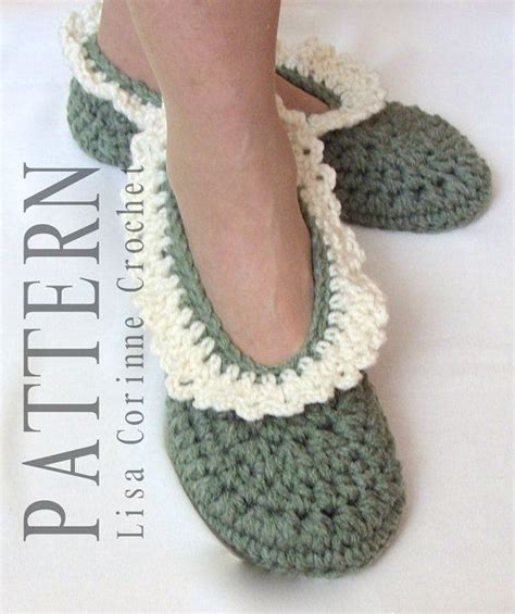 pattern for house slippers womens house slippers crochet slippers pattern ladies
