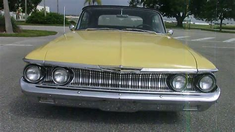 how cars engines work 2007 mercury monterey navigation system 1961 ford mercury monterey oldtimer classic car sold youtube
