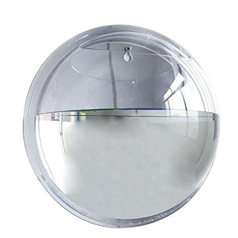 Acrylic Fish Bowl Vase by 15cm Diameter Clear Mini Acrylic Wall Mount Fish