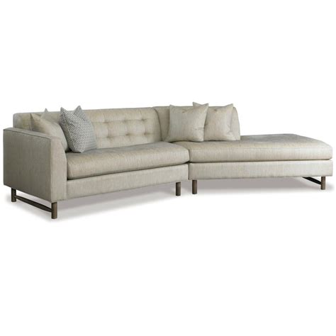 keaton angled sectional sofa precedent furniture