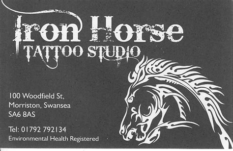 iron horse tattoo iron collections
