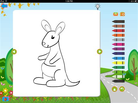 Activity Apps Preschool Coloring App For Ipad And Iphone Coloring Apps
