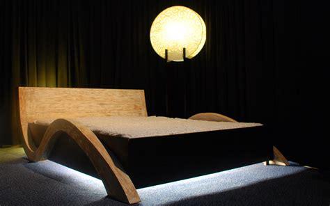 Polsterkopfteil Selber Bauen by Bett Aus Holz Bett Simple Zeitraum Bild 6 Living At