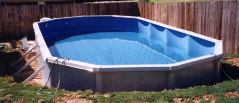 the pros and cons of having an above ground swimming pool