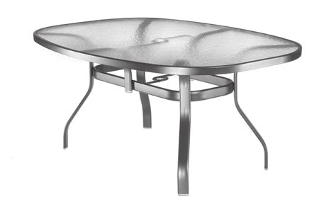 glass top outdoor table patio table glass top