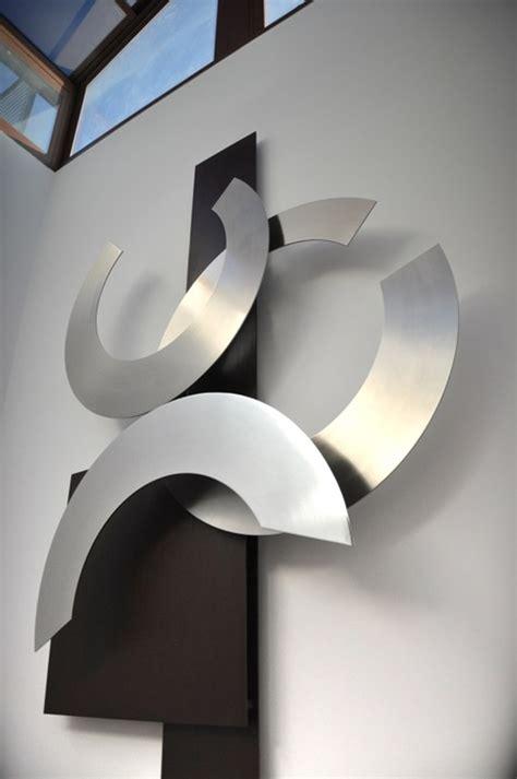 escultura de pared circulos gonzalo