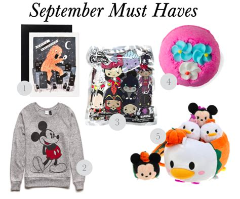 Septembers Must Haves by Must September 2015