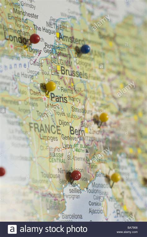 map england france stock  map england france stock