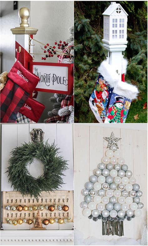 Home Depot Christmas Decoration 4 Holiday Decor Projects The Home Depot Blog