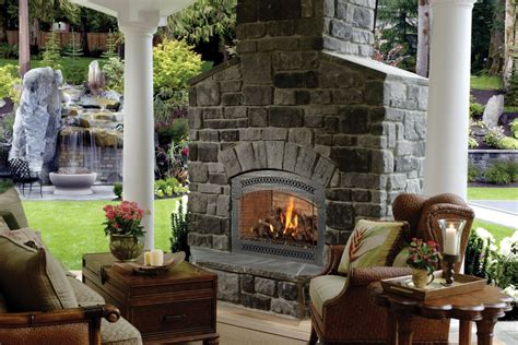 Patio Fireplace by Patio Fireplace 3117