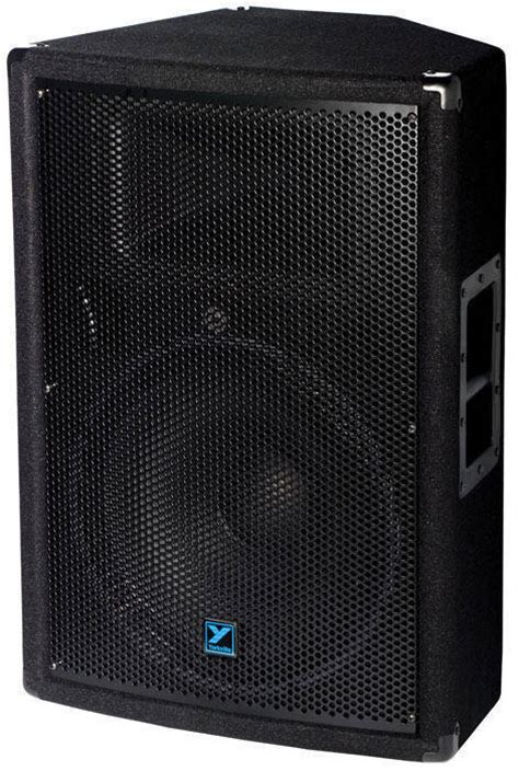 Speaker Soundqueen 15 Inch yorkville sound yx series powered loudspeaker 15 inch