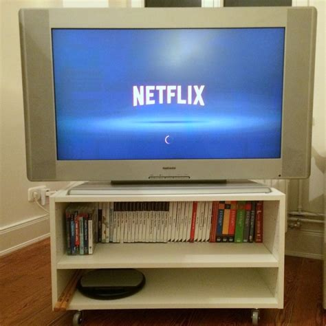 from wall cabinet to small tv stand ikea hackers ikea