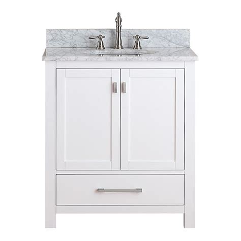 Bathroom Vanities 30 Inches Wide by Avanity Modero Single 30 Inch Traditional Bathroom
