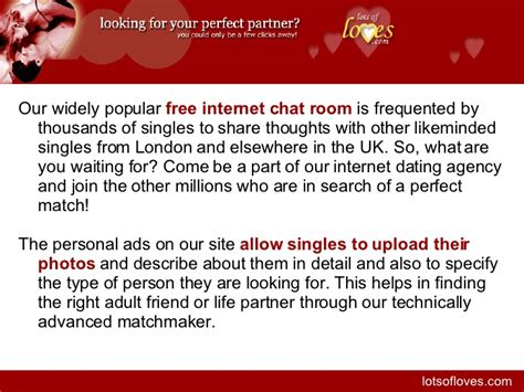 Free dating service single